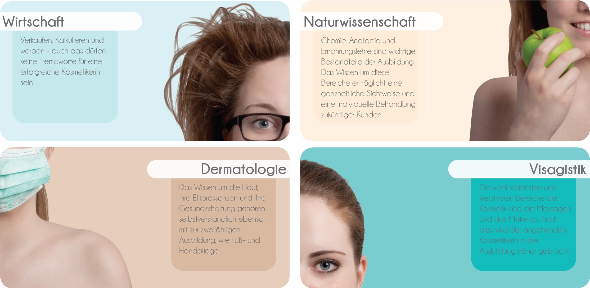 kosmetikausbildung