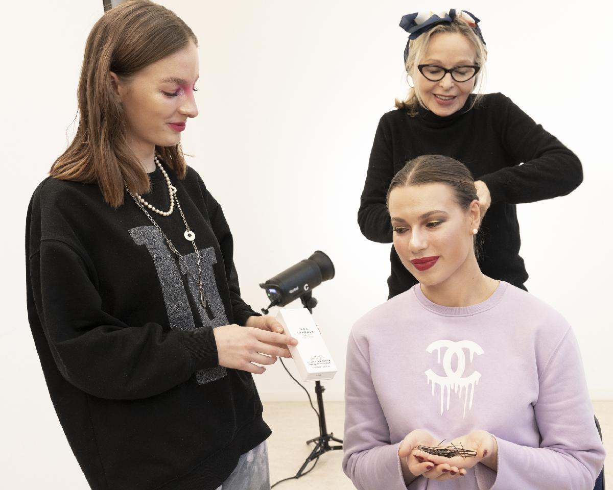 Hairstyling-Sabine-Overbeck-HBK-Kosmetikschule-Masterclass